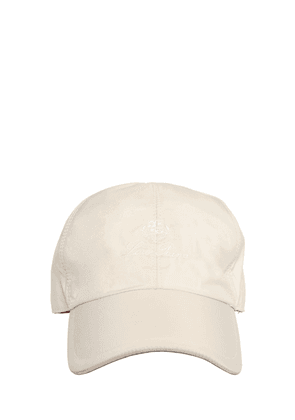 Logo Embroidery Wind Storm System B Cap