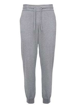 Silk & Cashmere Knit Sweatpants