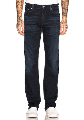 Citizens of Humanity Sid Classic Straight Jean in Miles. Size 30 (also in 31,32).