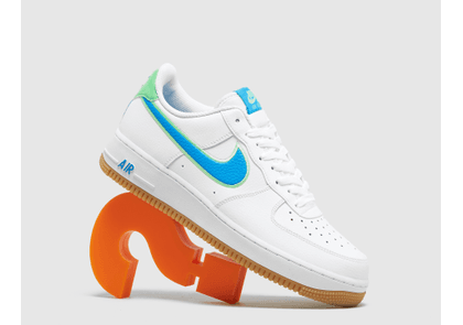 Nike Air Force 1 Low, White/Blue