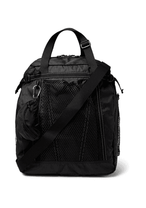 And Wander - Three-in-One X-Pac Tote Bag - Men - Black