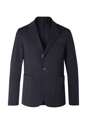 Barena - Piero Orza Twill Suit Jacket - Men - Blue