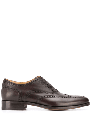 Scarosso Philip classic brogues - Brown
