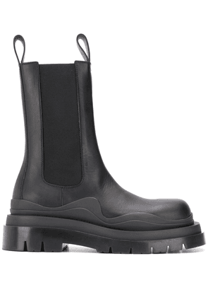 Bottega Veneta BV Tire boots - Black