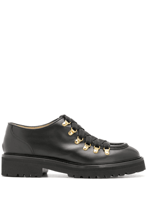 Doucal's lace-up shoes - Black