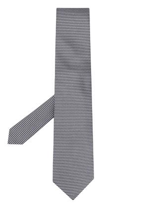 Tom Ford patterned tie - Grey
