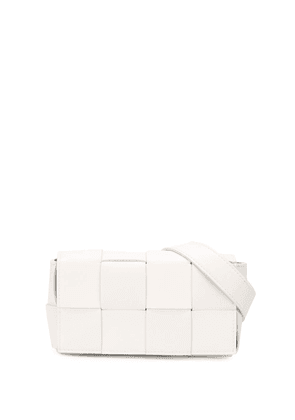 Bottega Veneta The Belt Cassette belt bag - White
