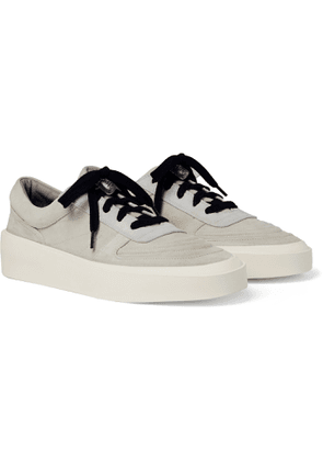 Fear of God - Skate Low Suede Sneakers - Men - Neutrals