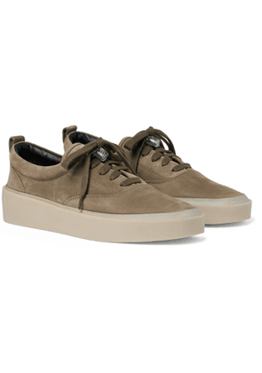 Fear of God - 101 Suede and Nubuck Sneakers - Men - Green