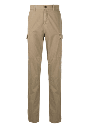 Brunello Cucinelli straight leg chinos - Neutrals