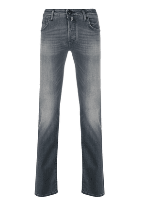 Jacob Cohen faded effect jeans - Grey