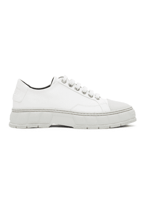 Viron White Corn Leather 1968 Sneakers