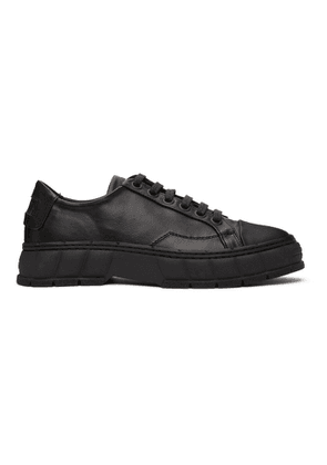 Viron Black Corn Leather 1968 Sneakers
