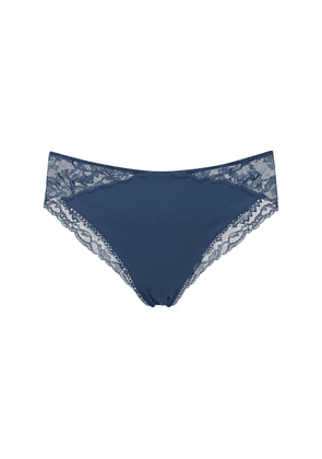 Mq Good Vibration Recycled Lace Briefs
