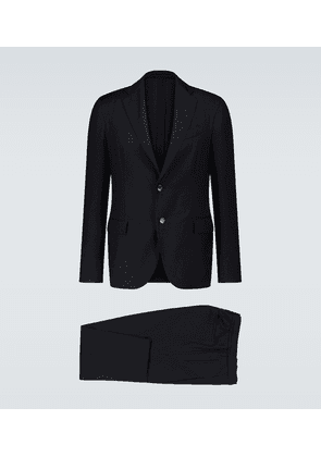 Easy Wear wool travel suit
