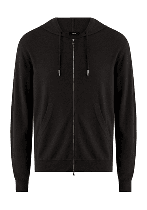 Hoodie Cashmere Knit