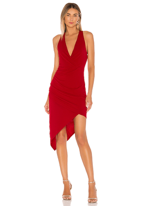 BCBGeneration Cocktail Dress in Red. Size S.