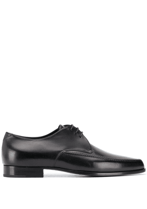 Saint Laurent Sinclair pointed toe brogue - Black