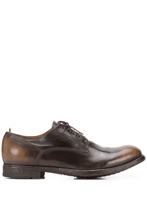 Officine Creative lace-up Derby shoes - Brown
