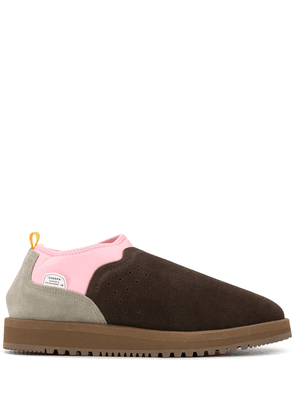 Suicoke slip-on boots - Brown