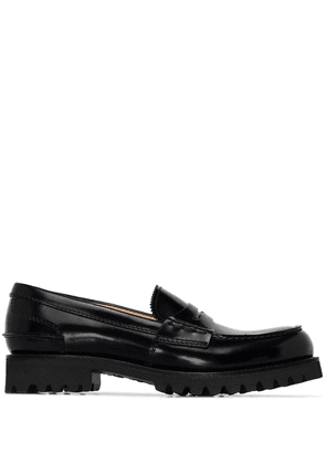 Church's Cameron leather loafers - Black