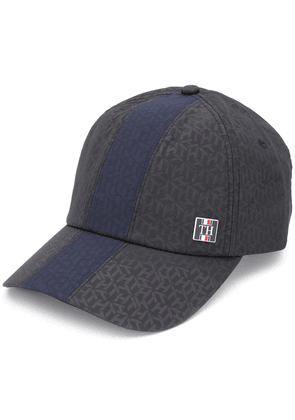 Tommy Hilfiger logo patch cap - Grey