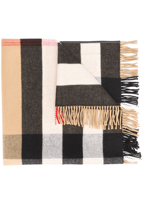 Burberry Icon Stripe scarf - Neutrals