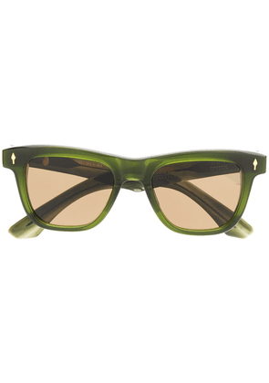 Jacques Marie Mage x Yellowstone Forever Fitzgerald sunglasses - Green