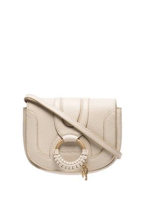 See by Chloé beige Hana mini leather bag - Neutrals