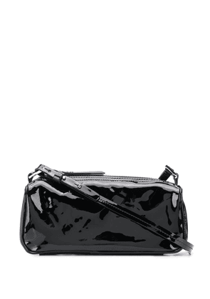 BY FAR Eve shoulder bag - Black