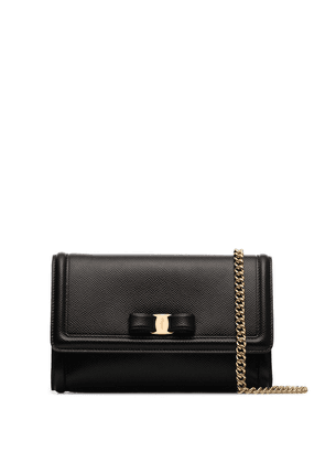 Salvatore Ferragamo Vara Bow mini bag - Black