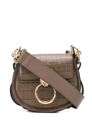 Chloé small Tess crossbody bag - Brown
