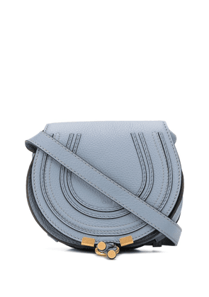 Chloé mini Marcie crossbody bag - Blue