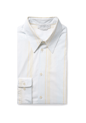 Gabriela Hearst - Quevedo Slim-Fit Striped Cotton-Poplin Shirt - Men - Multi