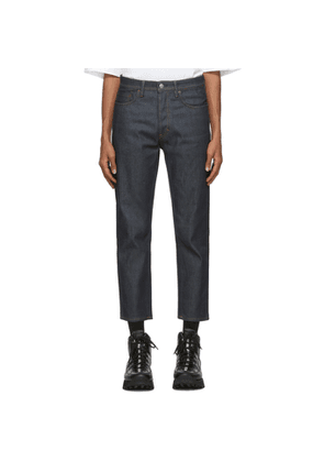 Acne Studios Indigo Slim Tapered-Fit Jeans