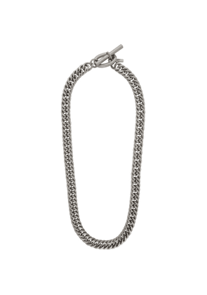 System Gold Bold Chain Necklace
