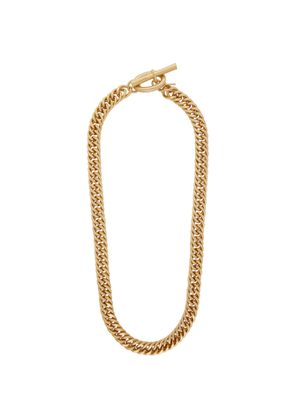 System Silver Bold Chain Necklace