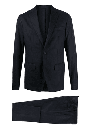 Dsquared2 single-breasted two-piece suit - Blue