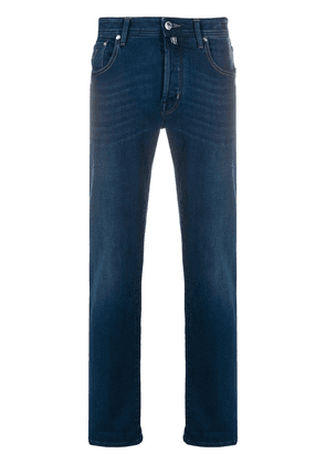 Jacob Cohen faded effect jeans - Blue
