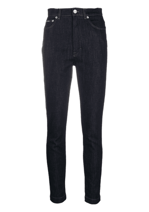Dolce & Gabbana high-waisted skinny jeans - Blue