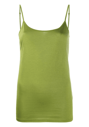 Luisa Cerano basic cami top - Green
