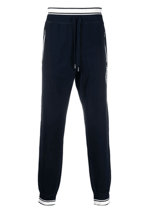 Dolce & Gabbana DG King track pants - Blue