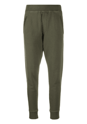 Dsquared2 Icon slim-fit track pants - Green