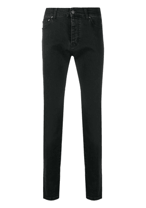 MSGM slim-fit jeans - Black