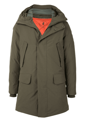 Save The Duck Arctic detachable synthetic down parka - Green