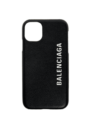Balenciaga Black Cash iPhone 11 Case