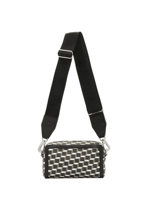Pierre Hardy Black and White Cube Box Bag
