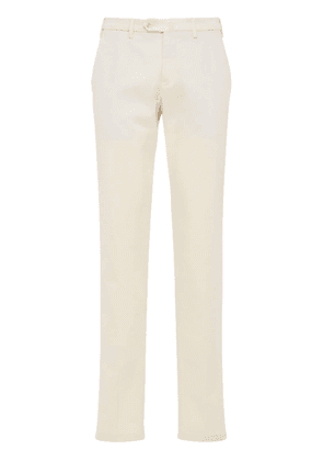 18cm Soft Stretch Cotton Pants