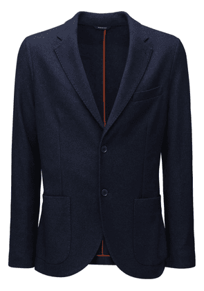 Cashmere & Silk Single Breast Jacket