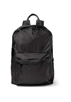 Norse Projects - Packable Ripstop Backpack - Men - Black